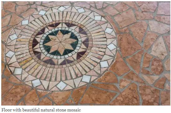 Granite or Marble in the Bathroom